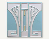 Azul Art Deco Series