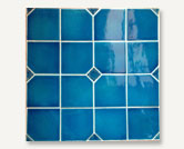 Azul Series - Catania Handmade Tile