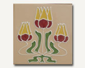 Art Deco Minton Series