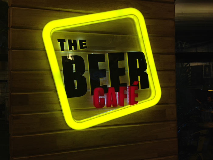 Beer Cafe - Promenade Mall Delhi