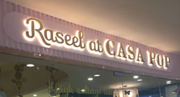 Raseel at CASA POP, Select Citywalk, New Delhi